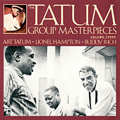 The Tatum Group Masterpieces, Vol. 3 by Art Tatum