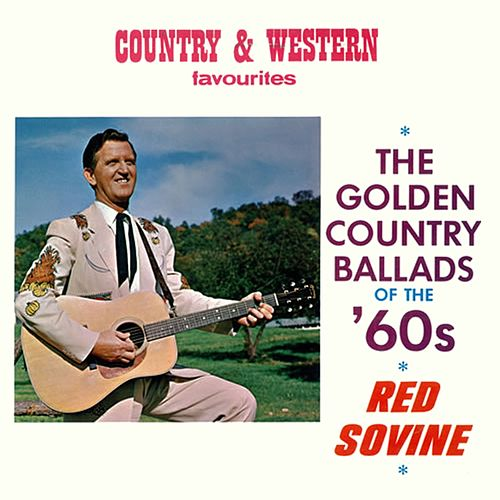 The Golden Country Ballads of the 60's by Red Sovine