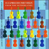 24 Capriccios for Violin Solo by Various Artists