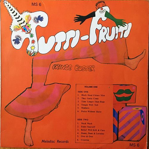 Tutti Frutti by Prince Buster