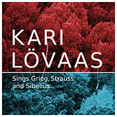 Kari Lövaas sings Grieg, Strauss and Sibelius by Berlin Symphony Orchestra