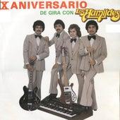 X Aniversario by Los Humildes