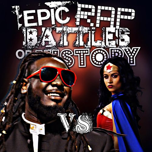 Stevie Wonder vs Wonder Woman by Epic Rap Battles of History