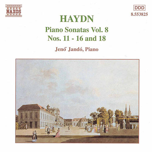 Piano Sonatas Vol. 8 by Franz Joseph Haydn