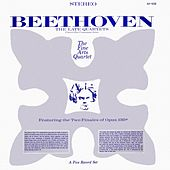 Beethoven: The Late Quartets (Digitally Remastered from the Original Concert-Disc Master Tapes) by Fine Arts Quartet