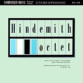 Hindemith: Octet & Sonata for Viola Alone, Op. 25, No. 1 (Digitally Remastered from the Original Concert-Disc Master Tapes) by Various Artists