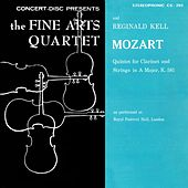 Mozart: Quintet for Clarinet and Strings, K. 581 (Digitally Remastered from the Original Concert-Disc Master Tapes) by Reginald Kell