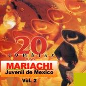 20 Cumbias Vol 2 by Mariachi Juvenil de Mexico