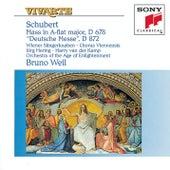 Missa D 678; Deutsche Messe D 872 by Bruno Weil