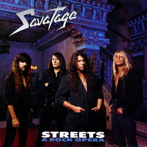 Streets - A Rock Opera by Savatage