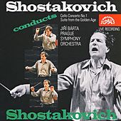 Shostakovich: Concerto No. 1 in E flat Major, The Golden Age by Jiří Bárta