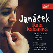Janáček: Katya Kabanova. Opera in 3 Acts by Various Artists