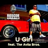 U Girl - Single by Roscoe Umali