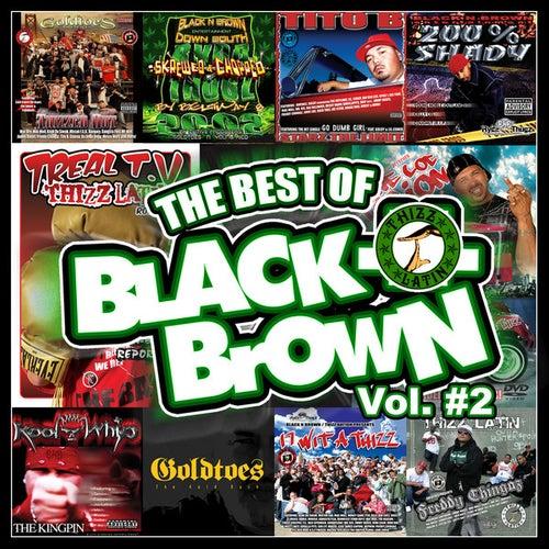 Goldtoes Presents: The Best of Black-N-Brown, Vol. 2 by Various Artists