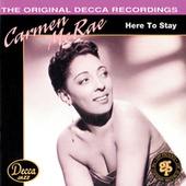 Here To Stay by Carmen McRae