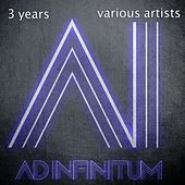 3 Years Adinfinitum by Various Artists