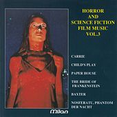 Horror and Science Fiction, Vol. 3 (Film Music) by Various Artists