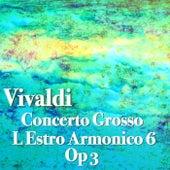 Vivaldi Concerto Grosso L Estro Armonico 6, Op 3 by The St Petra Russian Symphony Orchestra