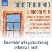Boris Tishchenko: Concerto for Violin, Piano & String Orchestra, Op. 144: II. Rondo by Chingiz Osmanov