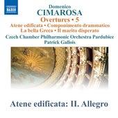 Cimarosa: Atene edificata: II. Allegro by Czech Chamber Philharmonic Orchestra Pardubice