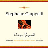 Vintage Grappelli: At The Winery / Vintage 1981 by Stephane Grappelli