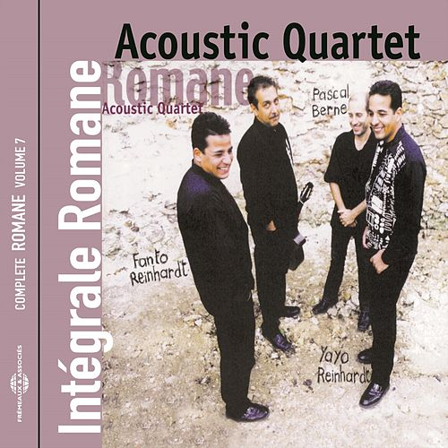 Acoustic Quartet (Intégrale Romane, vol. 7) by Romane