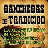 Rancheras De Tradicion by Various Artists