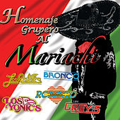Homenaje Grupero Al Mariachi by Various Artists
