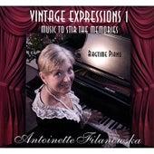 Music to Stir the Memories by Antoinette Filanowska