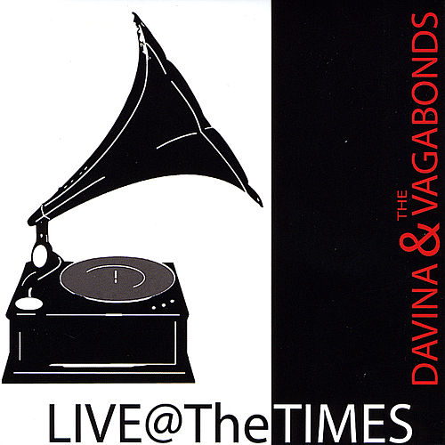 Live At the Times by Davina and The Vagabonds