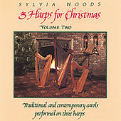 3 Harps for Christmas, Volume 2 by Sylvia Woods