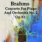 Brahms Concerto For Piano And Orchestra No. 2, Op 83 by The St Petra Russian Symphony Orchestra