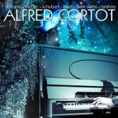Chopin, Weber, Schubert, Debussy, Ravel, Saint-Saens & Brahms by Alfred Cortot