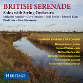 British Serenade: Solos with String Orchestra by Various Artists
