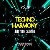 Techno Harmony, Vol. 5 (Hard Techno Collection) by Various Artists