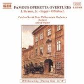 Famous Operetta Overtures by Johann Strauss, Jr.