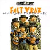 Fest vraz, vol. 2 (Musiques bretonnes) [Celtic Music Keltia Musique] by Various Artists