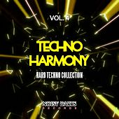 Techno Harmony, Vol. 4 (Hard Techno Collection) by Various Artists