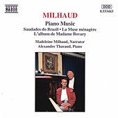 Milhaud: Piano Music by Alexandre Tharaud