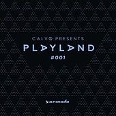 Playland #001 (Mixed by Calvo) by Various Artists
