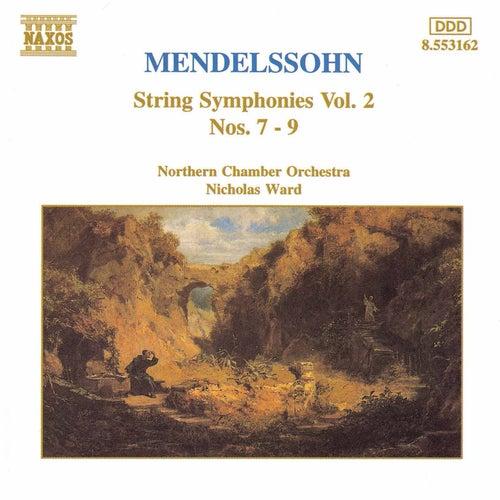 String Symphonies Nos. 7-9 by Felix Mendelssohn