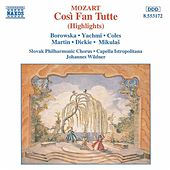 Cosi Fan Tutte (Highlights) by Slovak Philharmonic Chorus