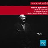 Festival de Montreux, G. F. Haendel - W. A. Mozart - C. Debussy - A. Roussel, Concert du 15/09/1959, Orchestre National de la RTF, Charles Munch (dir), Clara Haskil (piano) by Various Artists