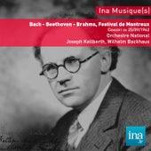 C. P. E. Bach - L. van Beethoven - J. Brahms, Concert du 25/09/1962, Orchestre National de la RTF, Joseph Keilberth (dir),  Whilhelm Backhaus (piano) by Various Artists