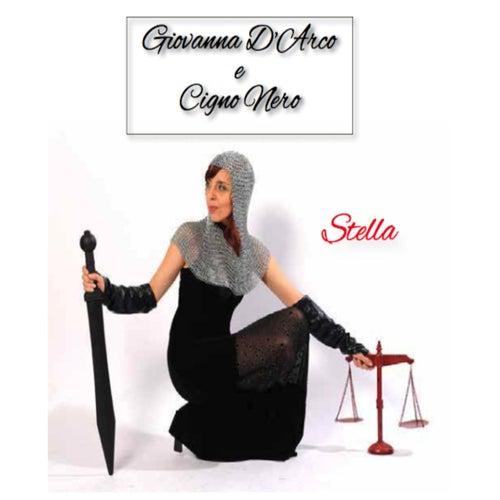 Giovanna D'Arco e cigno nero by Stella