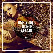 One Night Lounge Affair, Vol. 1 by Various Artists