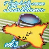 9º Festival della nuova canzone siciliana, Vol. 3 by Various Artists