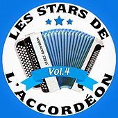 Les stars de l'accordéon, vol. 4 by Various Artists