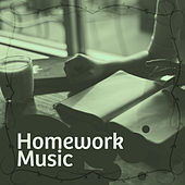 Homework Music – Classical Sounds for Study, Easy Work, Instrumental Music for Work, Focus, Fast Concentration, Bach, Mozart, Beethoven by Active Listening Ensemble