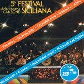 5º Festival della nuova canzone siciliana by Various Artists